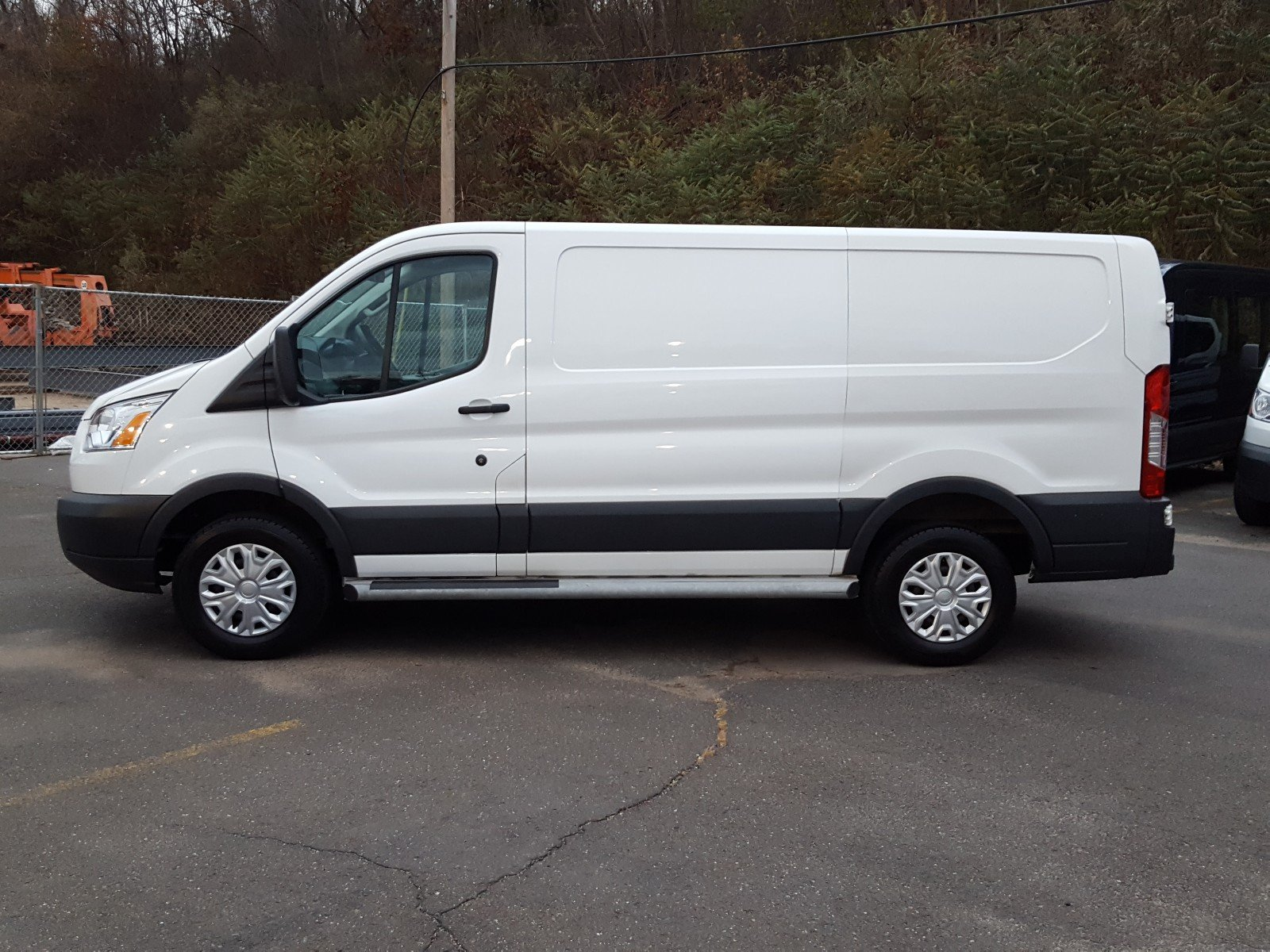 2016 Transit 250 Low Roof Van Upfit #AT7305 - photo 7