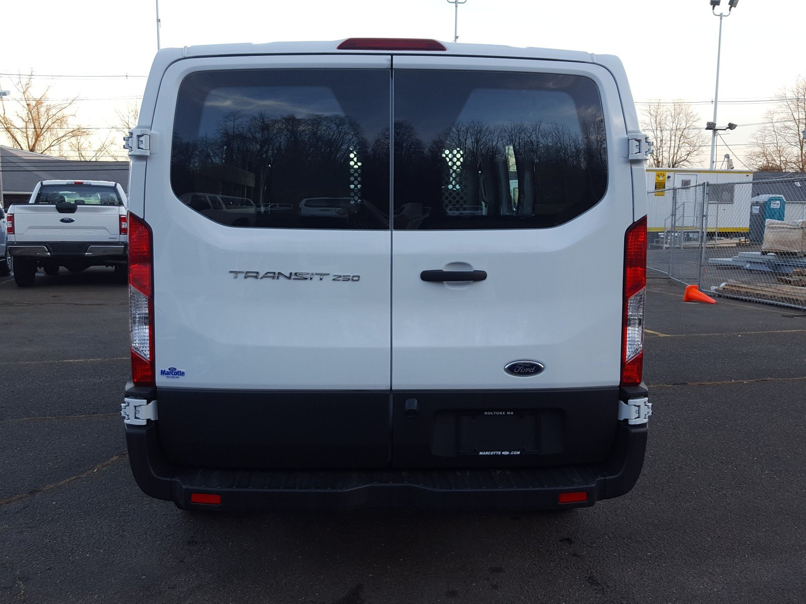2016 Transit 250 Low Roof Van Upfit #AT7306 - photo 5