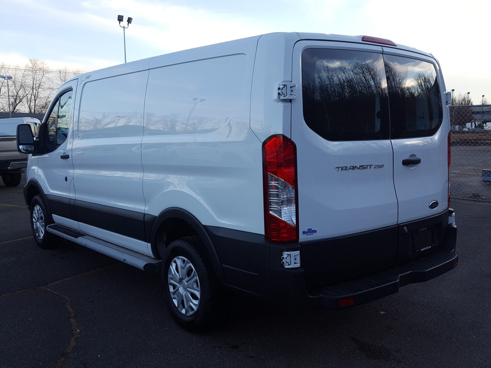 2016 Transit 250 Low Roof Van Upfit #AT7306 - photo 6