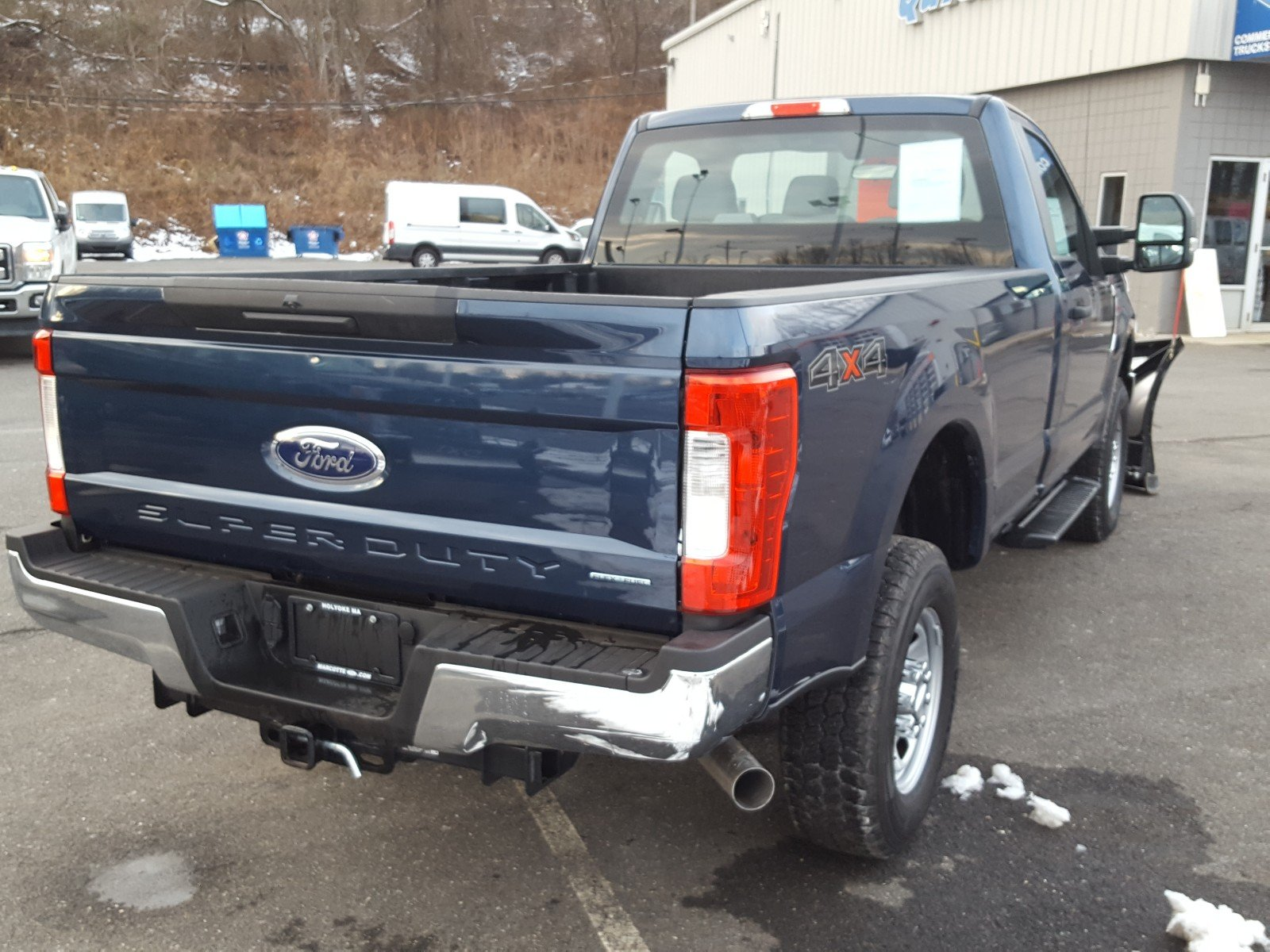 2017 F-350 Regular Cab 4x4 Pickup #AT7324 - photo 6