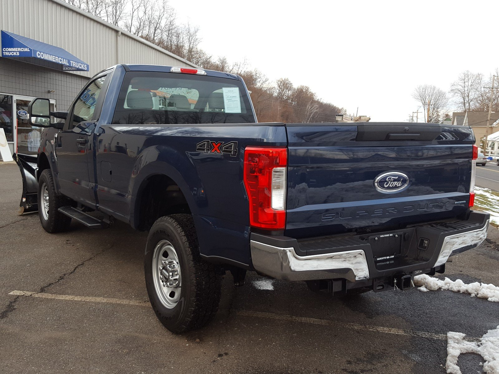 2017 F-350 Regular Cab 4x4 Pickup #AT7324 - photo 2