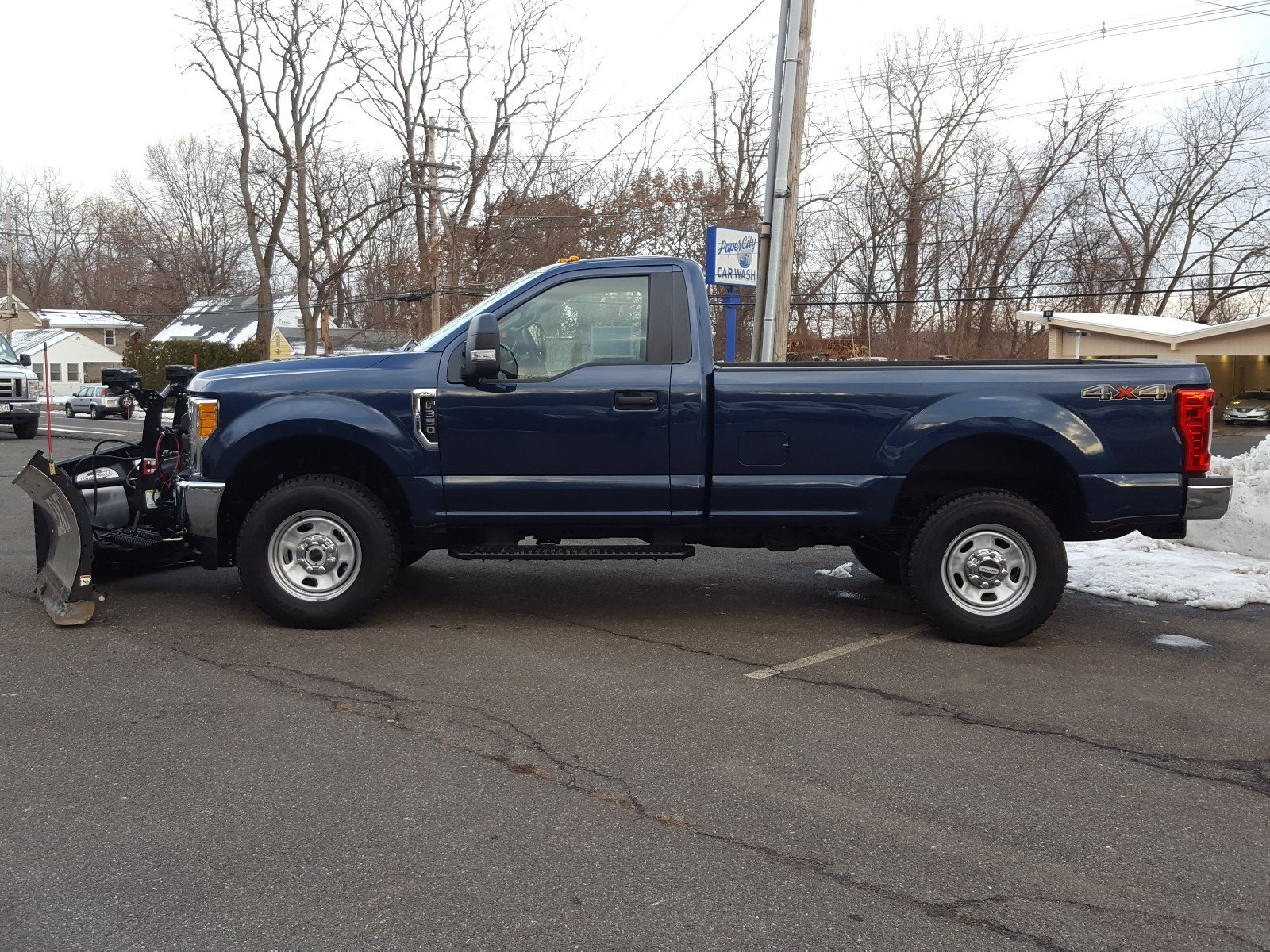 2017 F-350 Regular Cab 4x4 Pickup #AT7324 - photo 8