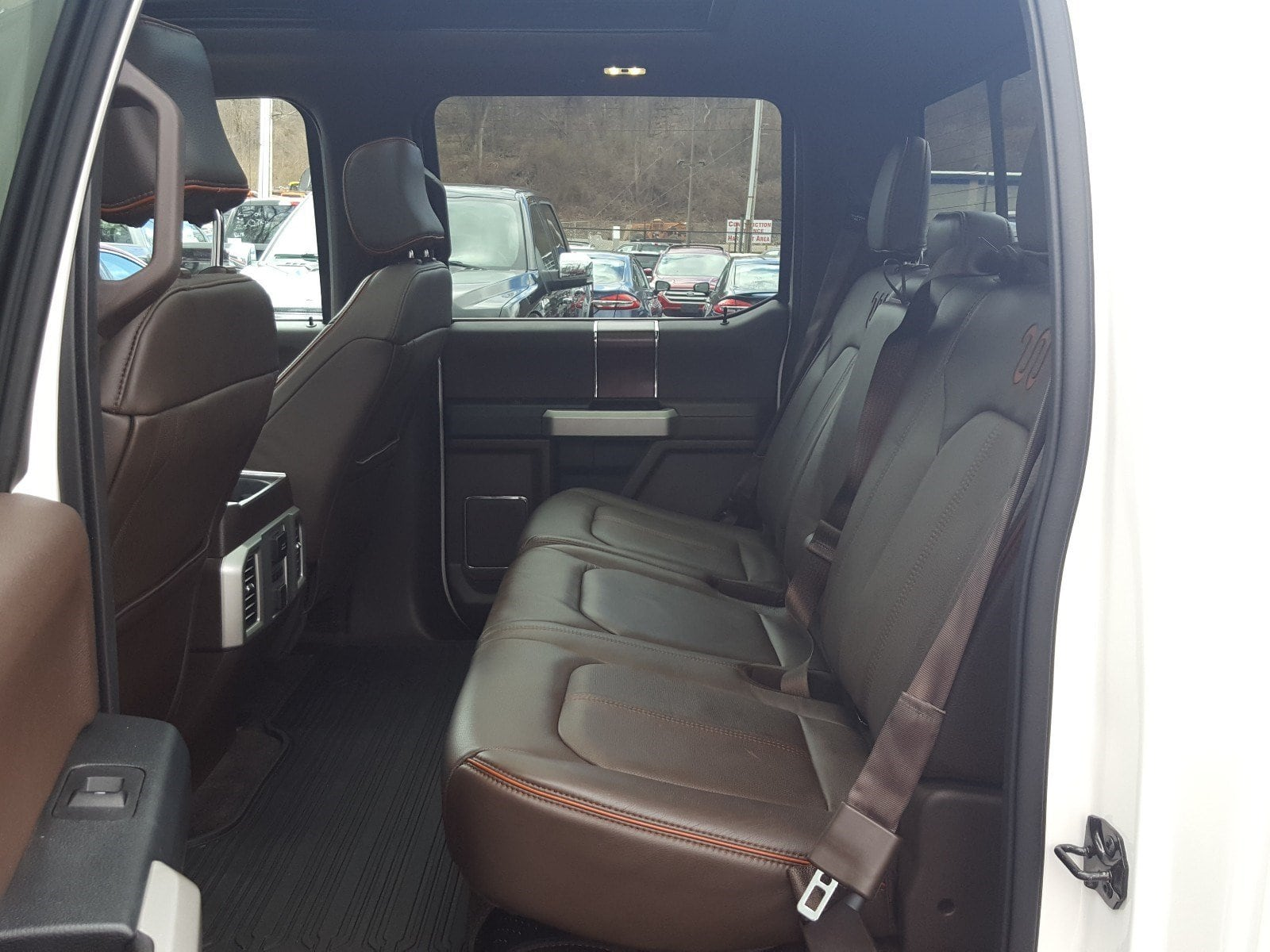 2015 F-150 SuperCrew Cab 4x4,  Pickup #AT7467 - photo 16