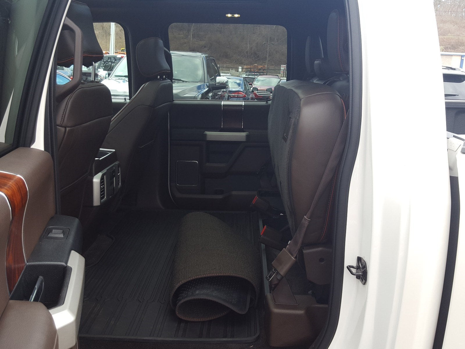 2015 F-150 SuperCrew Cab 4x4, Pickup #AT7467 - photo 18