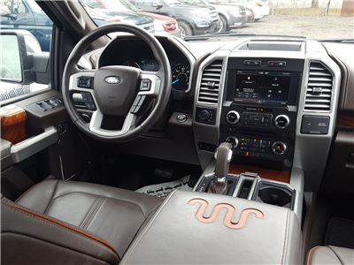 2015 F-150 SuperCrew Cab 4x4,  Pickup #AT7467 - photo 12