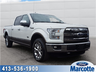 2015 F-150 SuperCrew Cab 4x4,  Pickup #AT7467 - photo 1