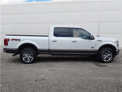 2015 F-150 SuperCrew Cab 4x4,  Pickup #AT7467 - photo 3