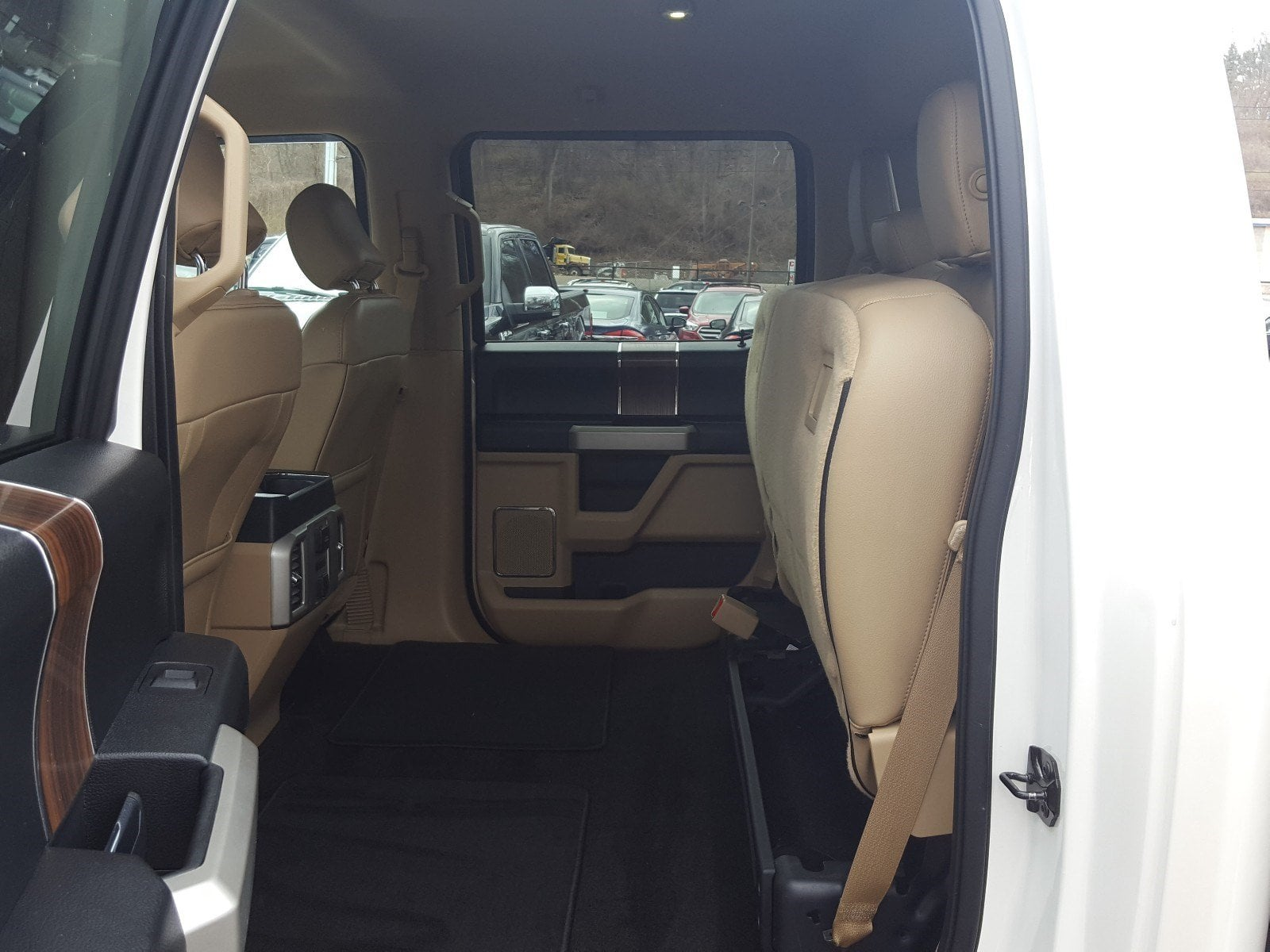2015 F-150 SuperCrew Cab 4x4,  Pickup #AT7509 - photo 15
