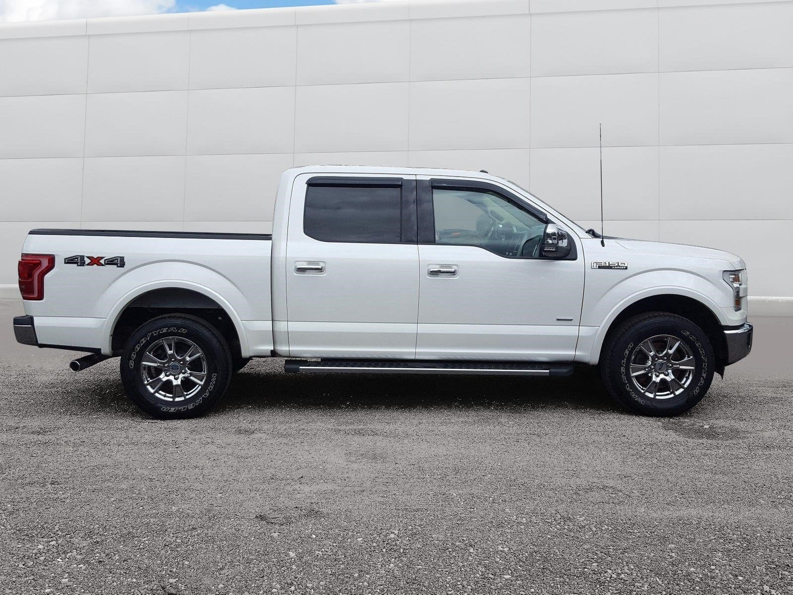 2015 F-150 SuperCrew Cab 4x4,  Pickup #AT7509 - photo 3