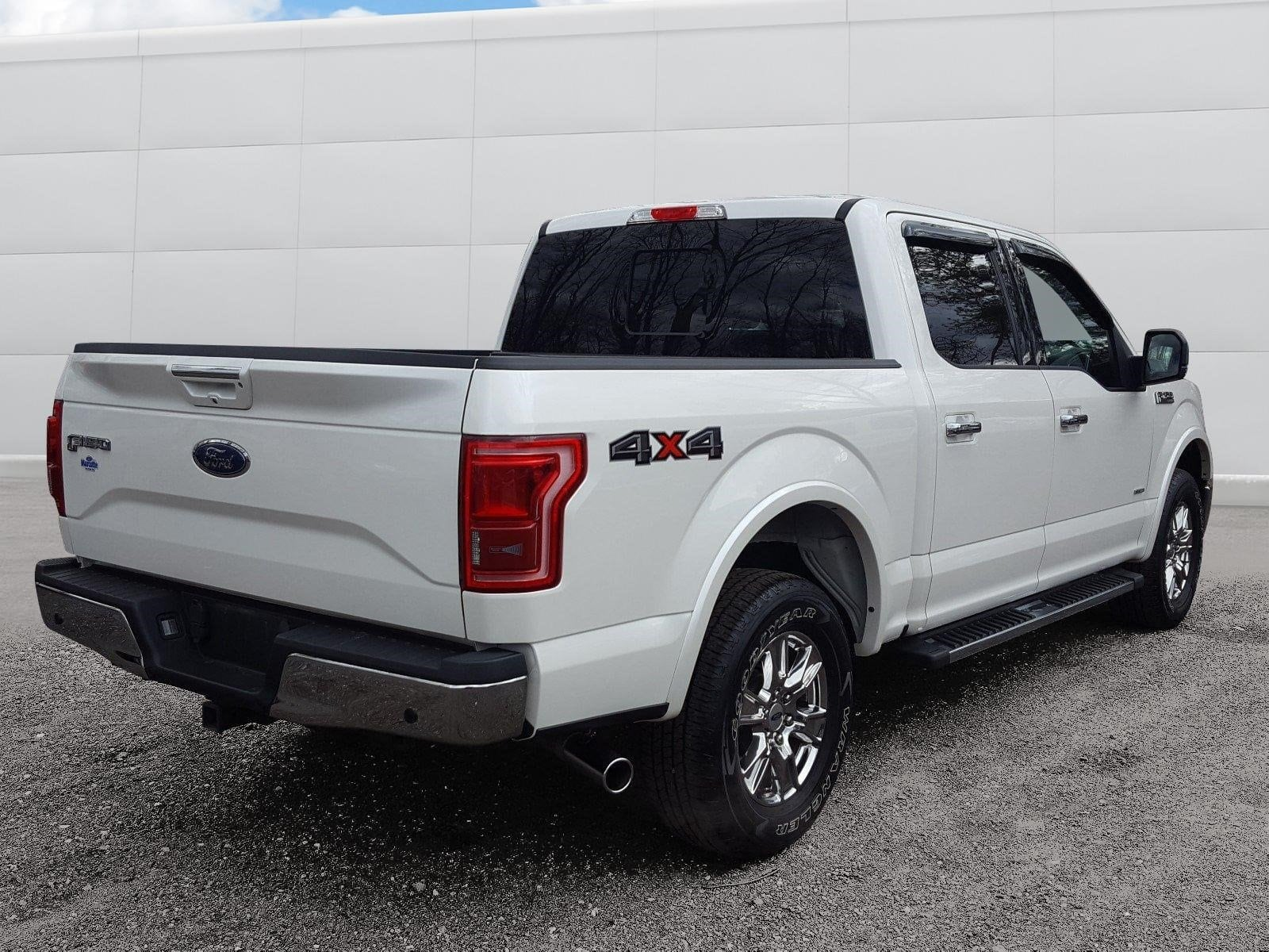 2015 F-150 SuperCrew Cab 4x4,  Pickup #AT7509 - photo 2