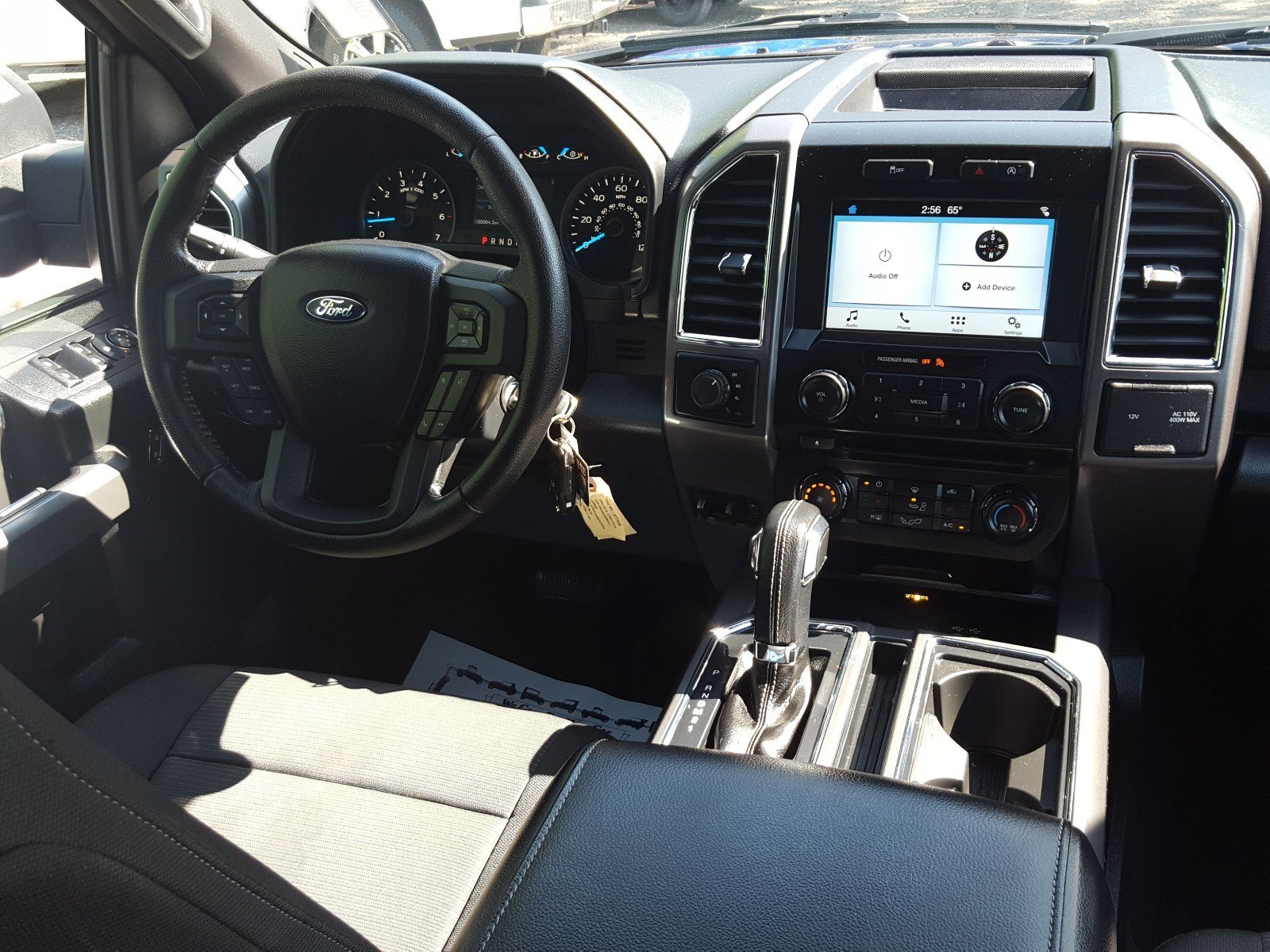 2016 F-150 SuperCrew Cab 4x4,  Pickup #AT7538 - photo 11