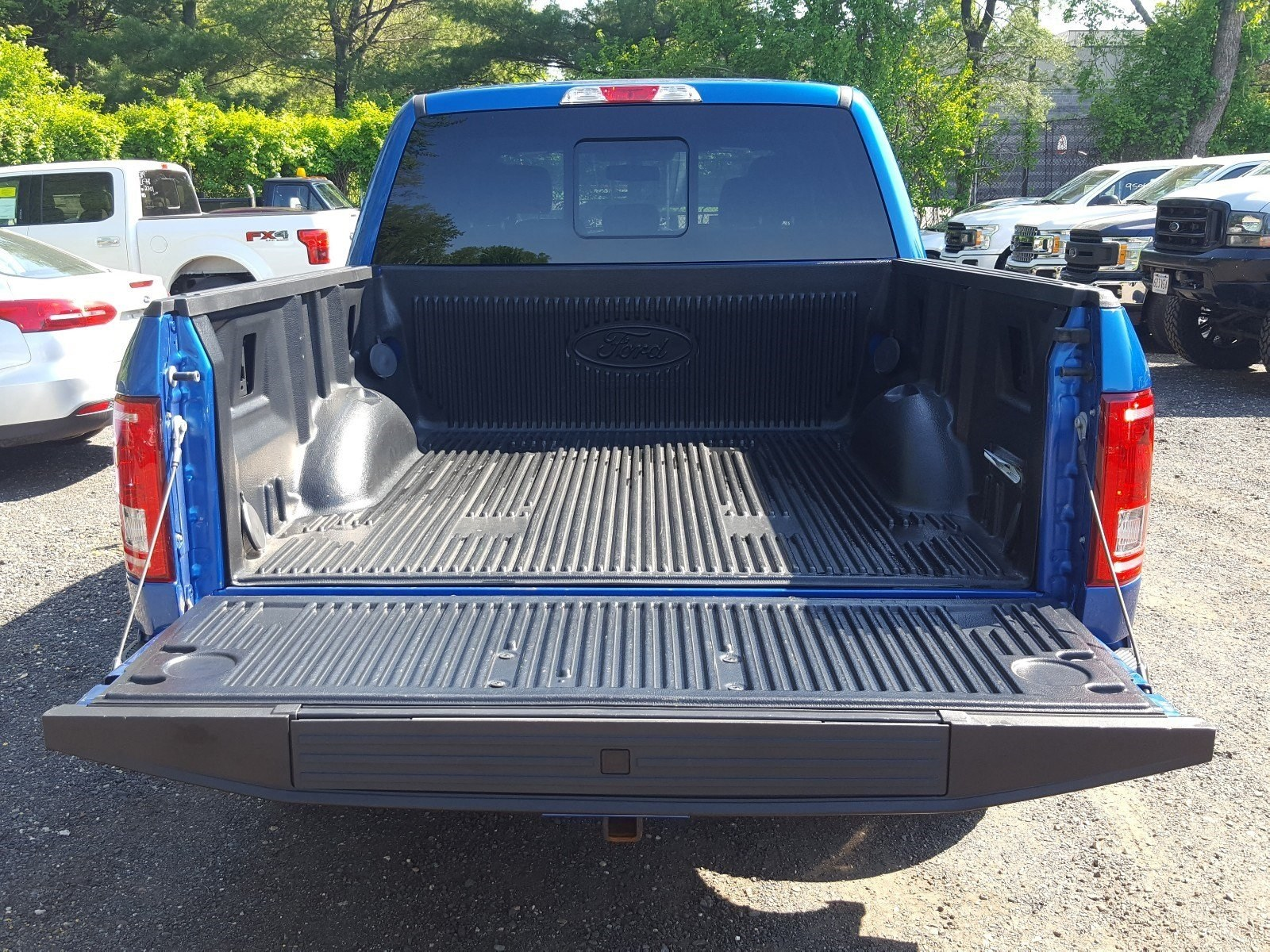 2016 F-150 SuperCrew Cab 4x4,  Pickup #AT7538 - photo 4
