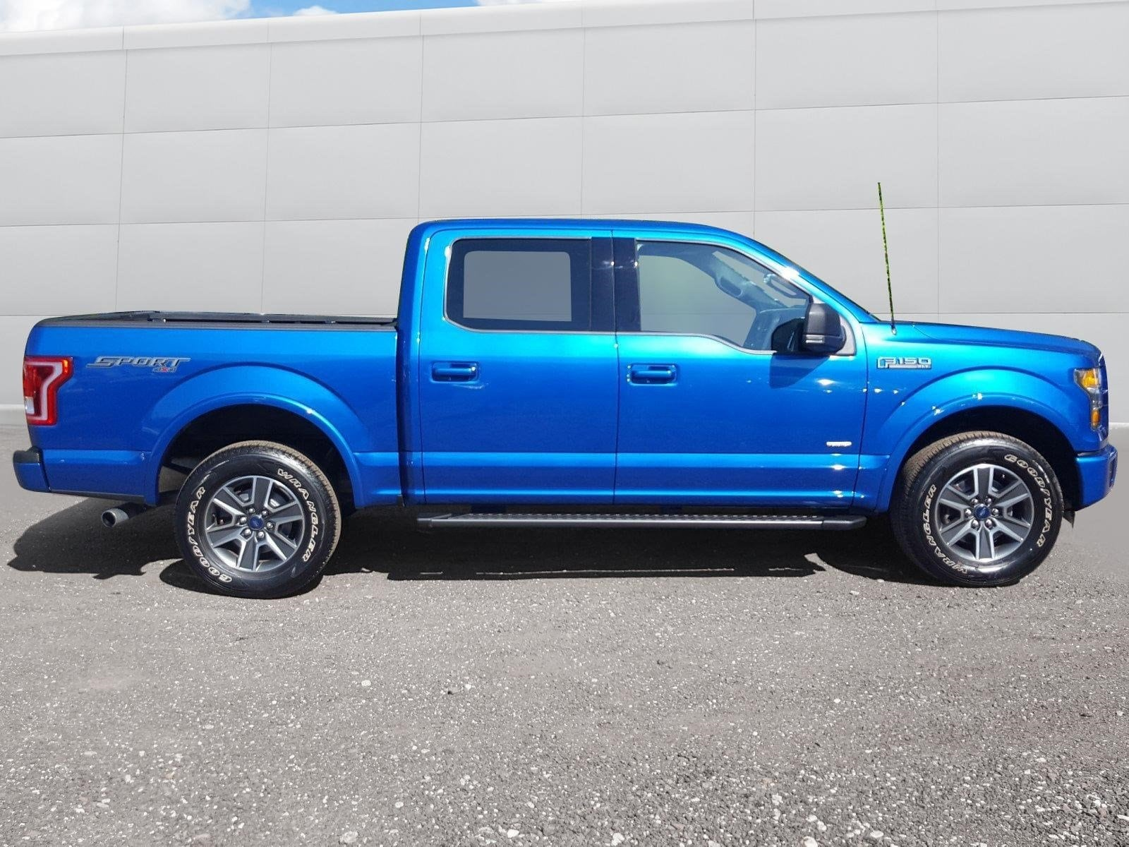 2016 F-150 SuperCrew Cab 4x4,  Pickup #AT7538 - photo 3