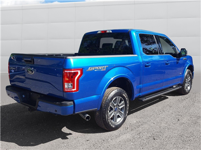 2016 F-150 SuperCrew Cab 4x4,  Pickup #AT7538 - photo 2