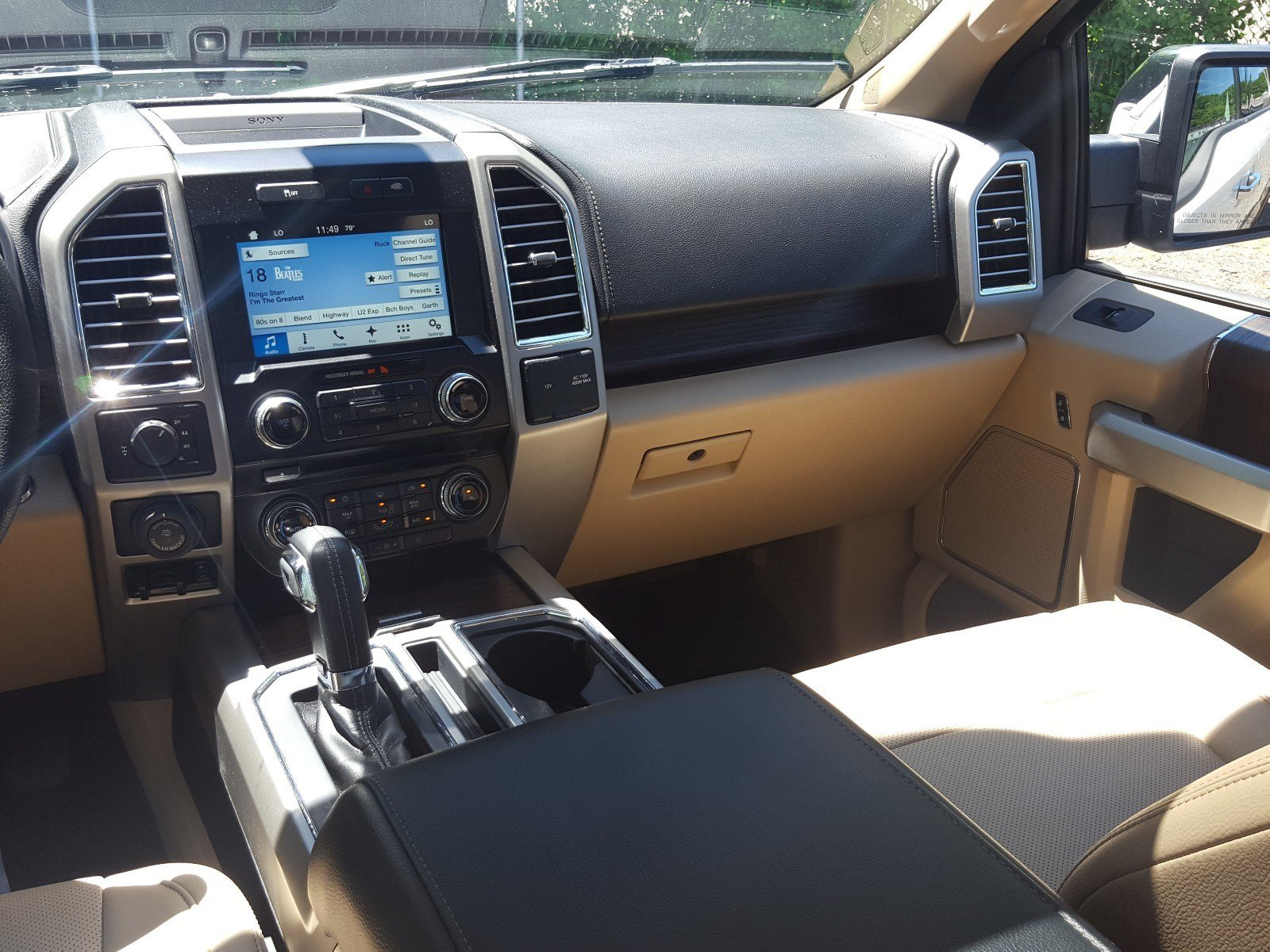 2016 F-150 SuperCrew Cab 4x4,  Pickup #AT7539 - photo 13