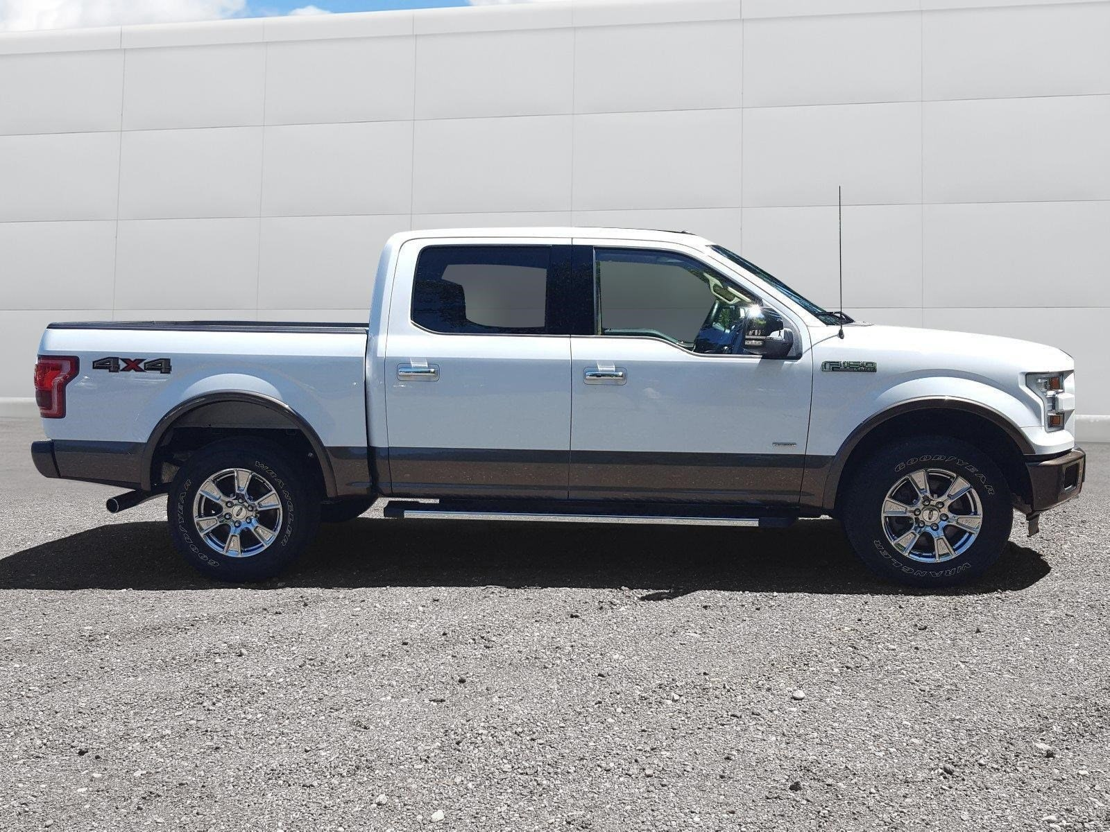 2016 F-150 SuperCrew Cab 4x4,  Pickup #AT7539 - photo 3