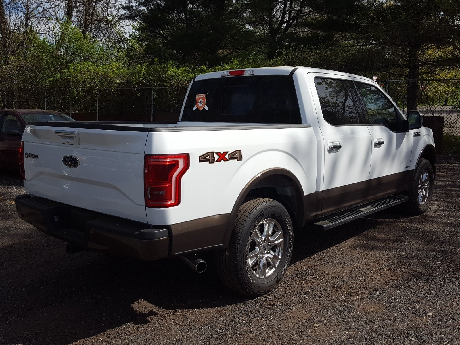 2016 F-150 SuperCrew Cab 4x4, Pickup #AT7539 - photo 2