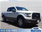 2016 F-150 SuperCrew Cab 4x4,  Pickup #AT7539 - photo 1