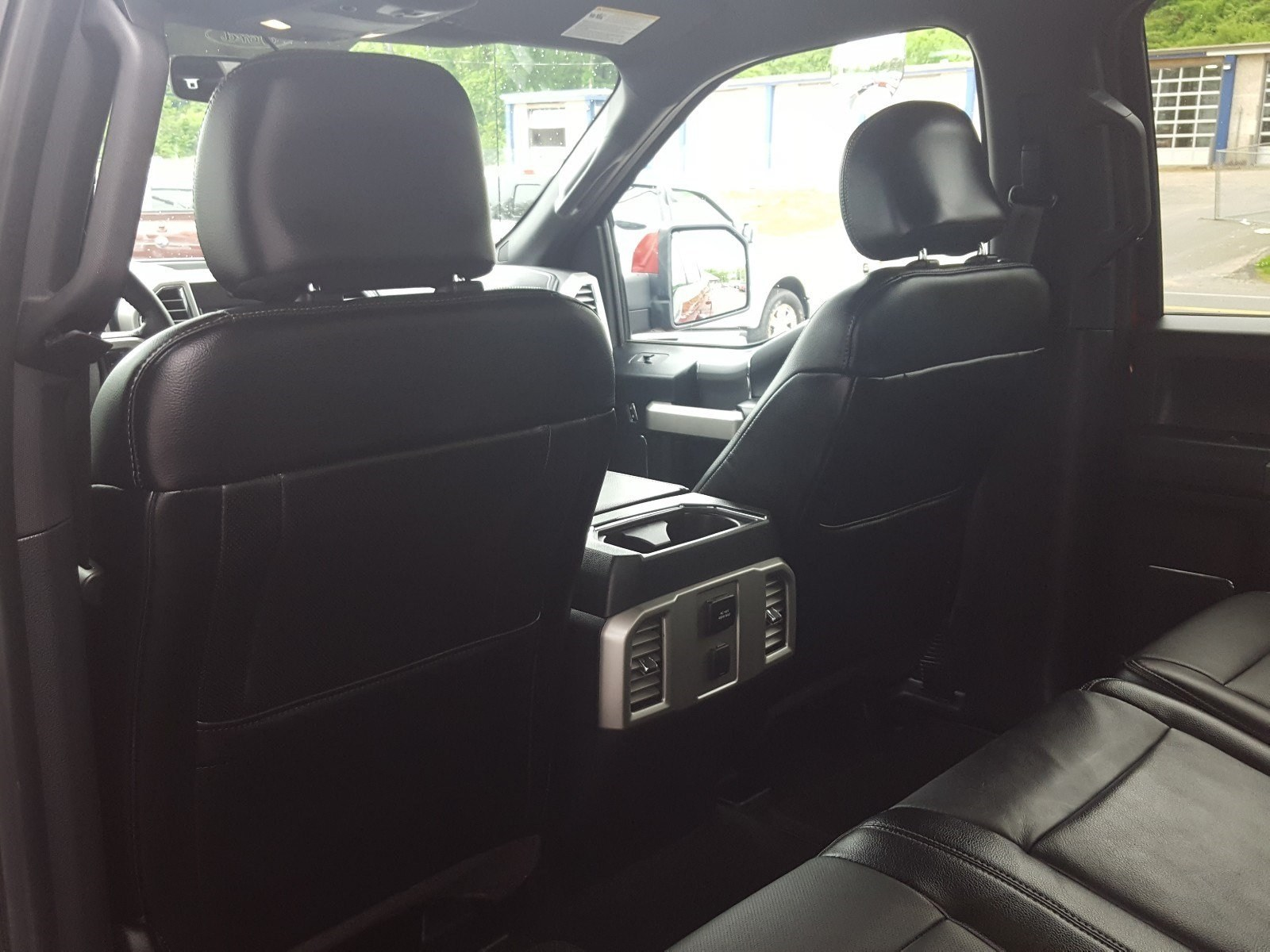 2015 F-150 SuperCrew Cab 4x4, Pickup #AT7540 - photo 13