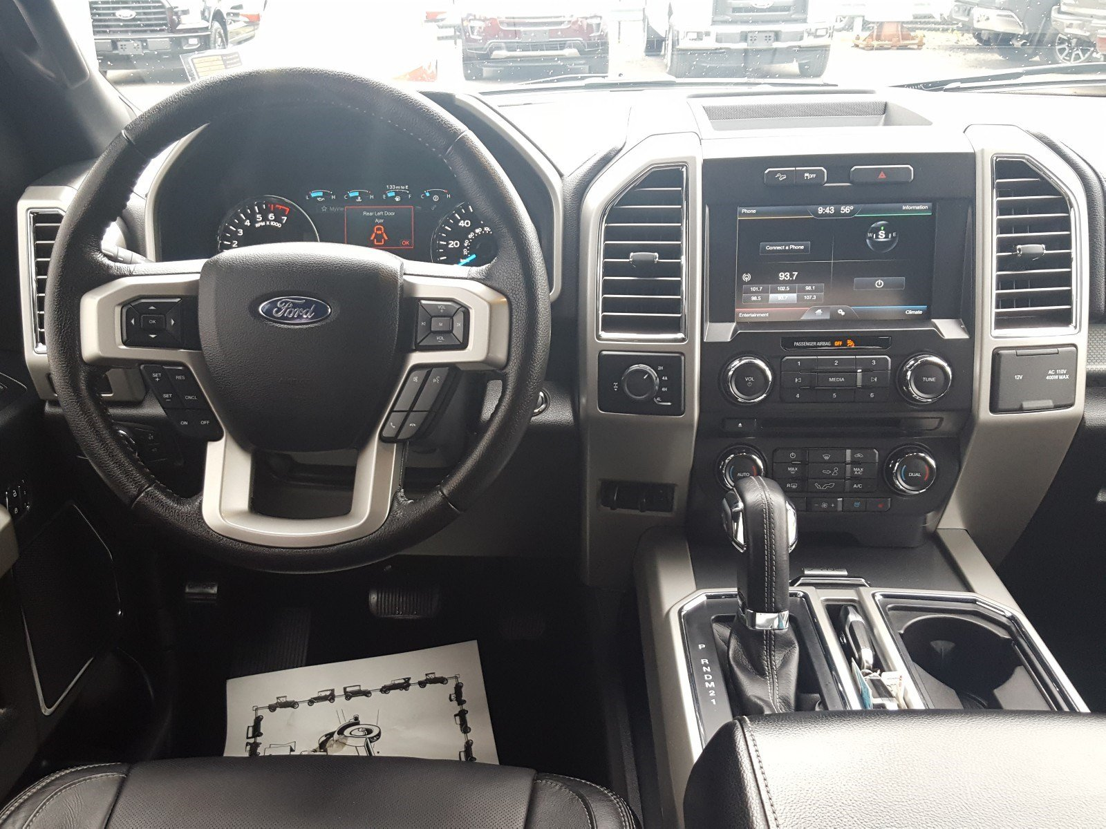 2015 F-150 SuperCrew Cab 4x4, Pickup #AT7540 - photo 6