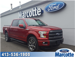 2015 F-150 SuperCrew Cab 4x4, Pickup #AT7540 - photo 1