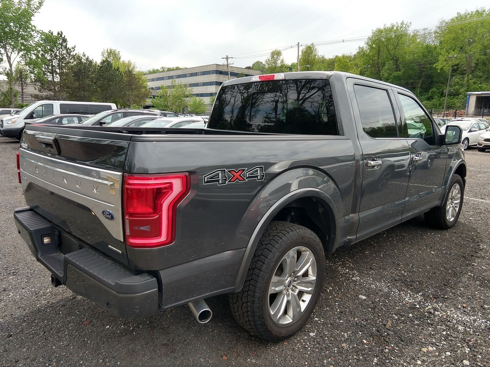 2016 F-150 SuperCrew Cab 4x4, Pickup #AT7548 - photo 2