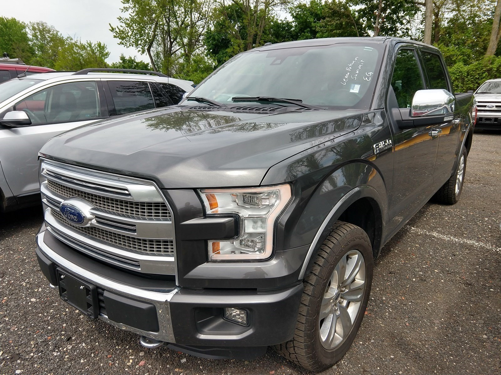 2016 F-150 SuperCrew Cab 4x4, Pickup #AT7548 - photo 3