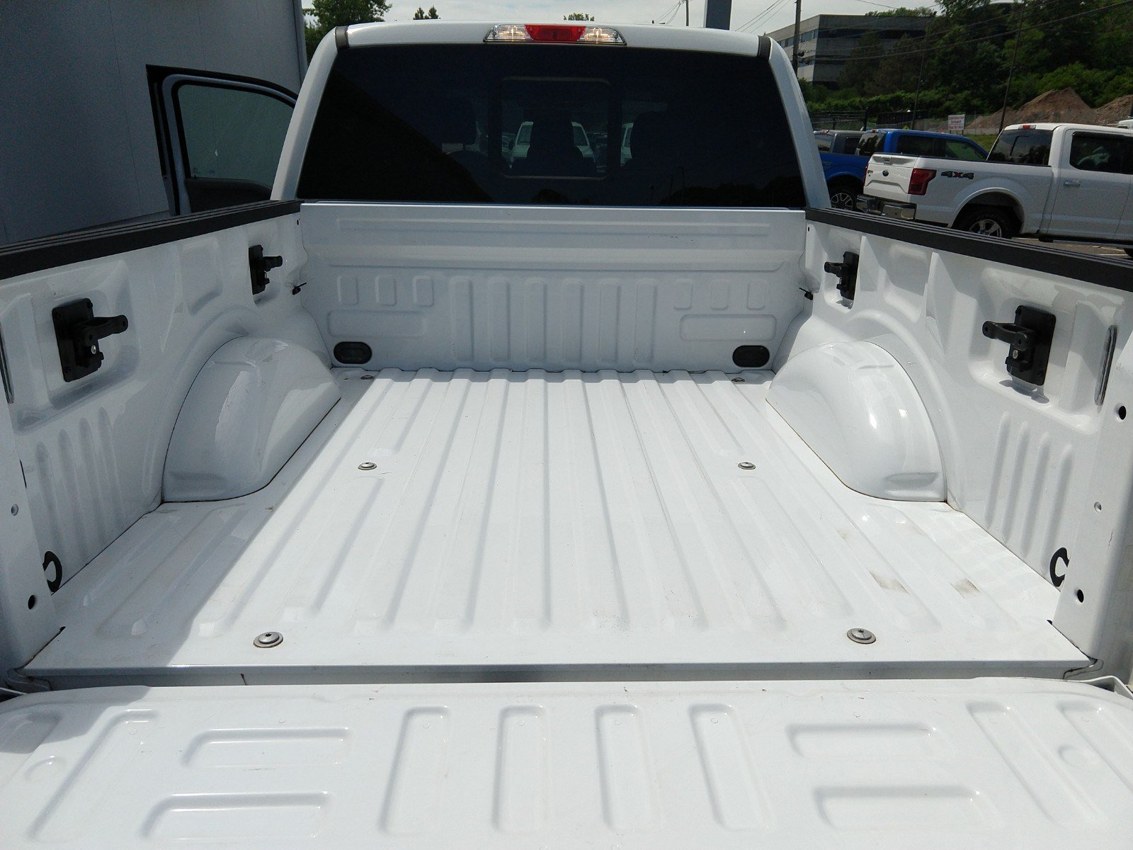 2016 F-150 SuperCrew Cab 4x4,  Pickup #AT7549 - photo 13