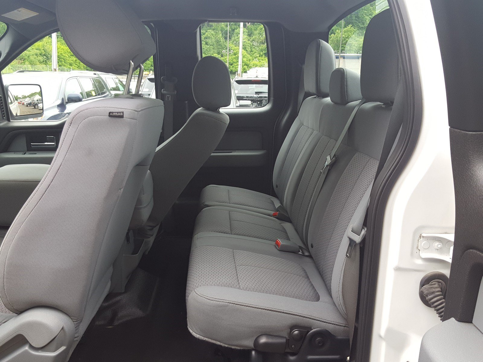 2014 F-150 Super Cab 4x4,  Pickup #AT7551 - photo 11