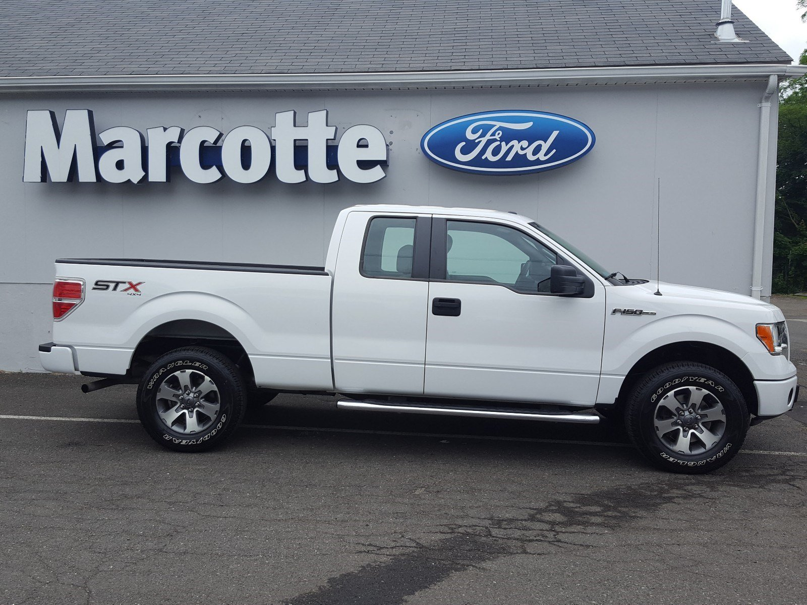 2014 F-150 Super Cab 4x4,  Pickup #AT7551 - photo 3