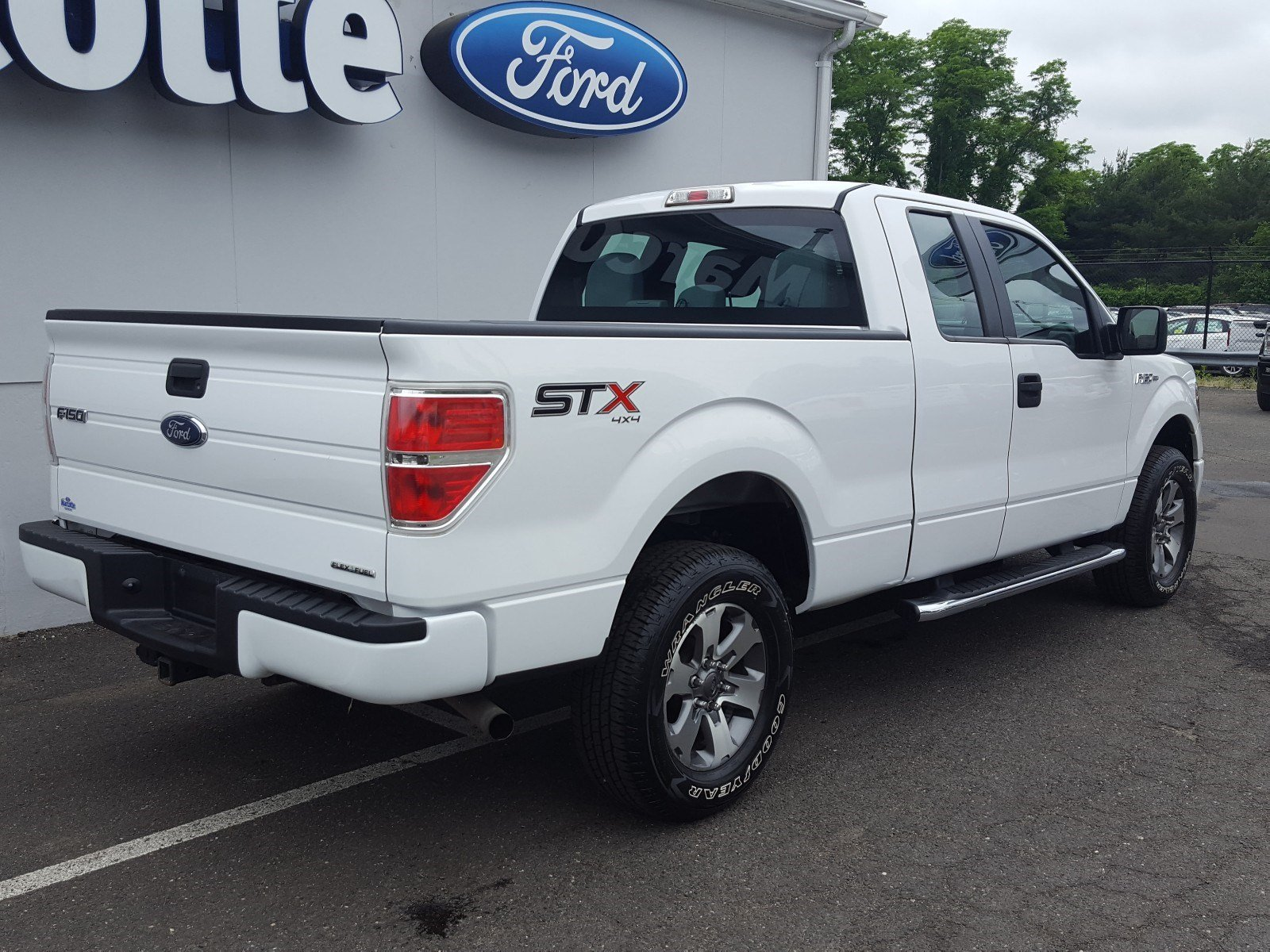 2014 F-150 Super Cab 4x4,  Pickup #AT7551 - photo 2