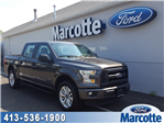 2016 F-150 SuperCrew Cab 4x4,  Pickup #AT7622 - photo 1