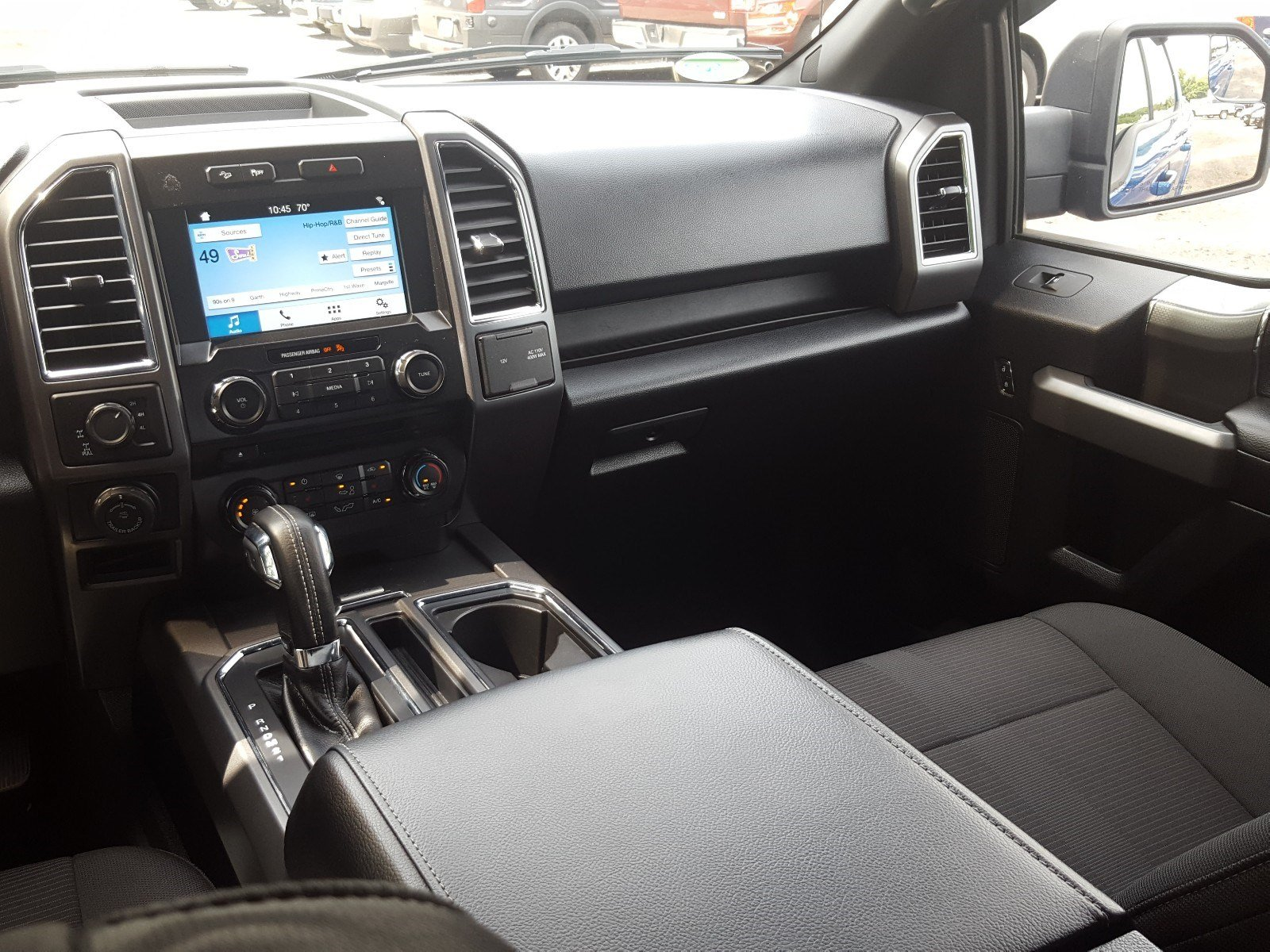 2016 F-150 SuperCrew Cab 4x4,  Pickup #AT7635 - photo 12