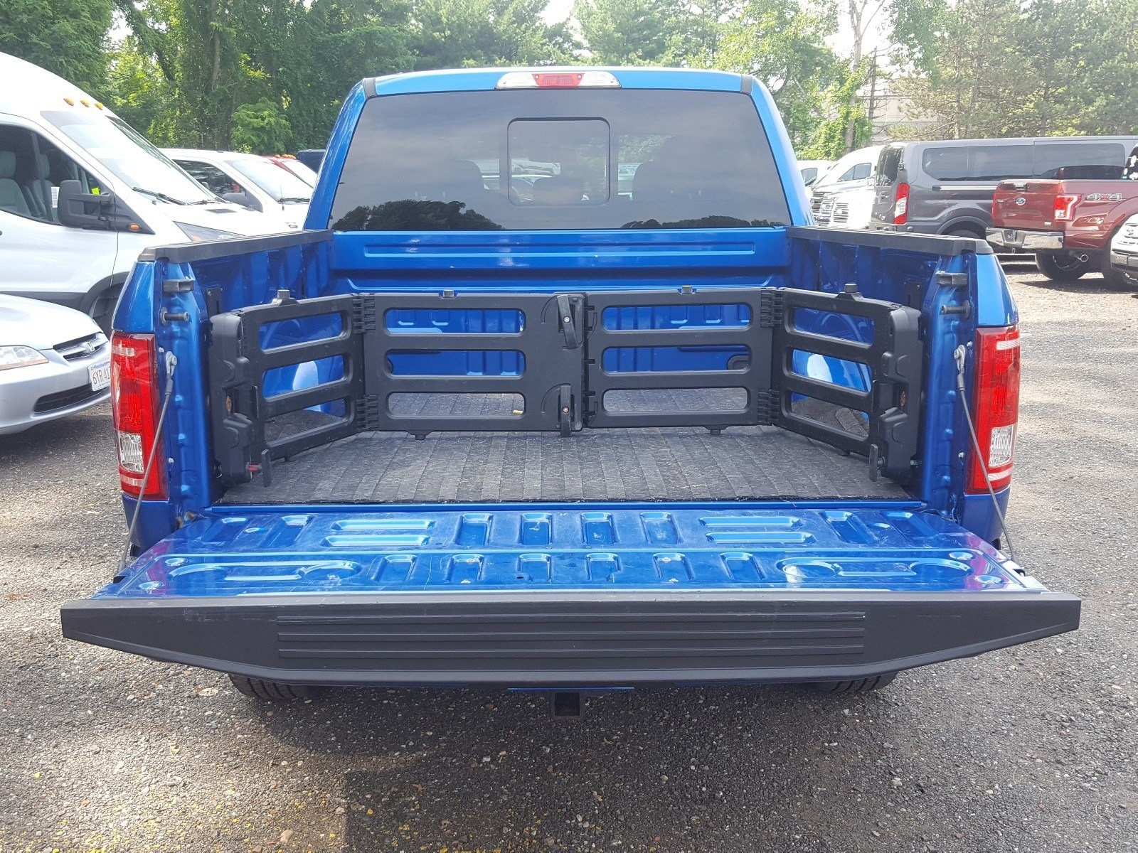 2016 F-150 SuperCrew Cab 4x4,  Pickup #AT7635 - photo 3