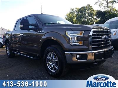 2016 F-150 SuperCrew Cab 4x4,  Pickup #AT7667 - photo 1