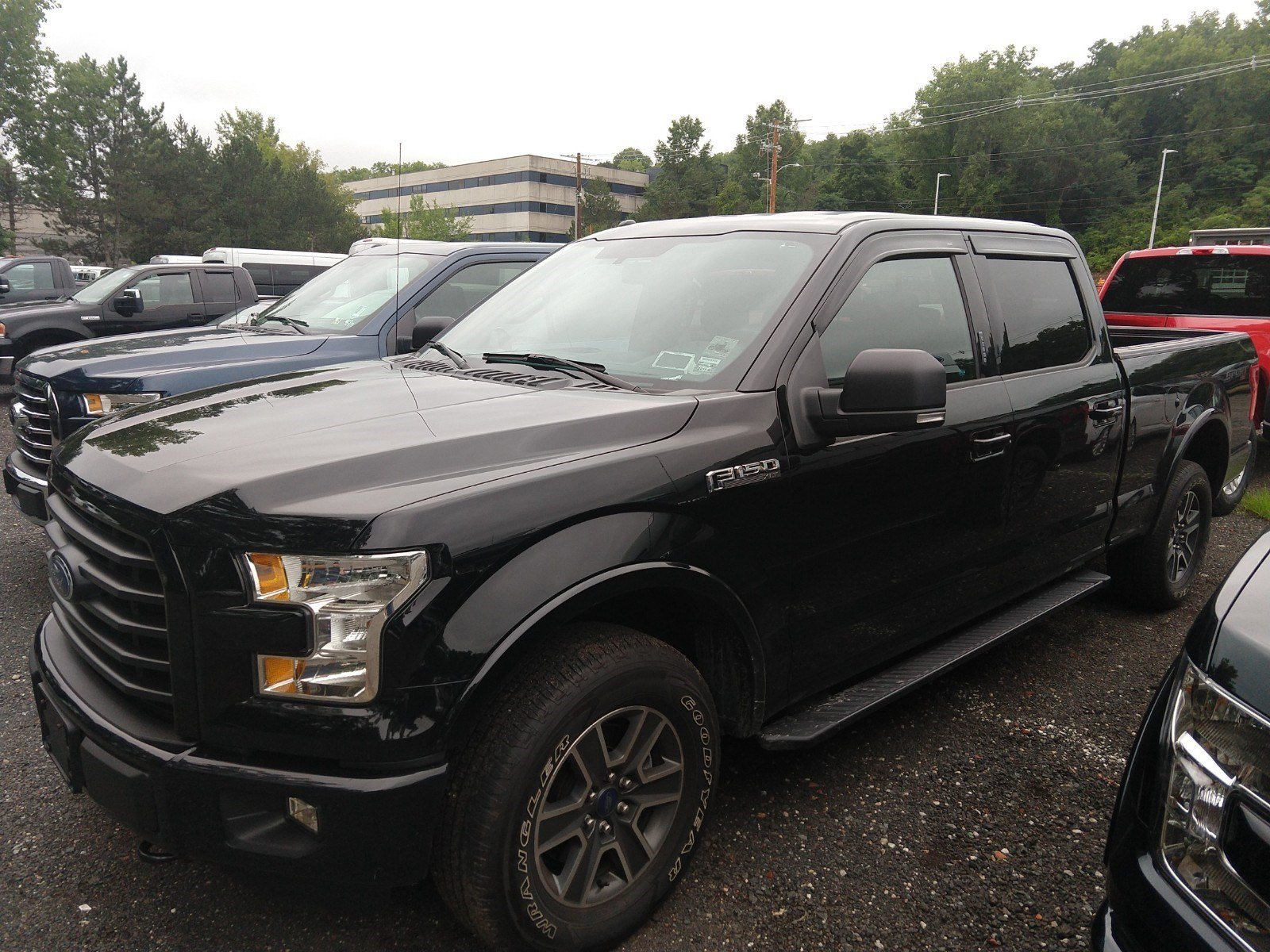 2016 F-150 SuperCrew Cab 4x4,  Pickup #AT7682 - photo 3