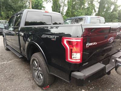 2016 F-150 SuperCrew Cab 4x4,  Pickup #AT7682 - photo 2