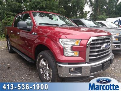 2015 F-150 SuperCrew Cab 4x4,  Pickup #AT7833 - photo 1