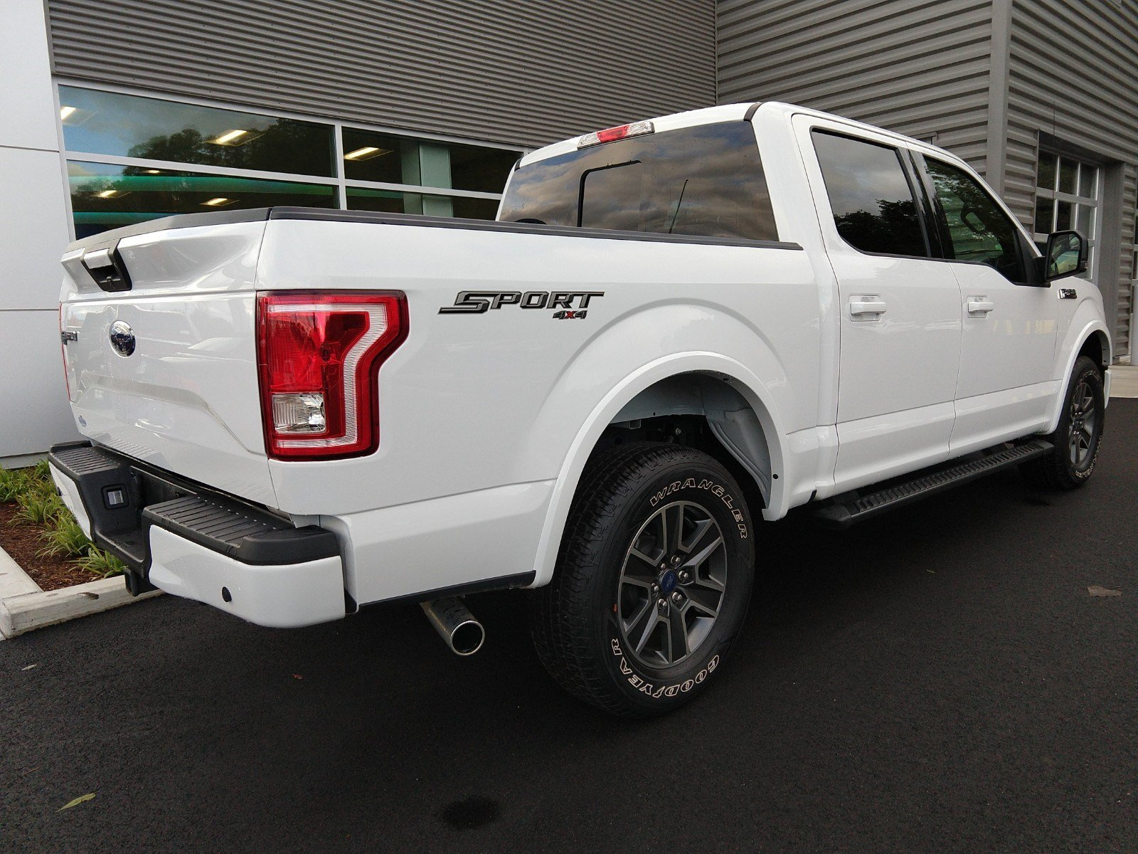 2017 F-150 SuperCrew Cab 4x4,  Pickup #AT7872 - photo 2