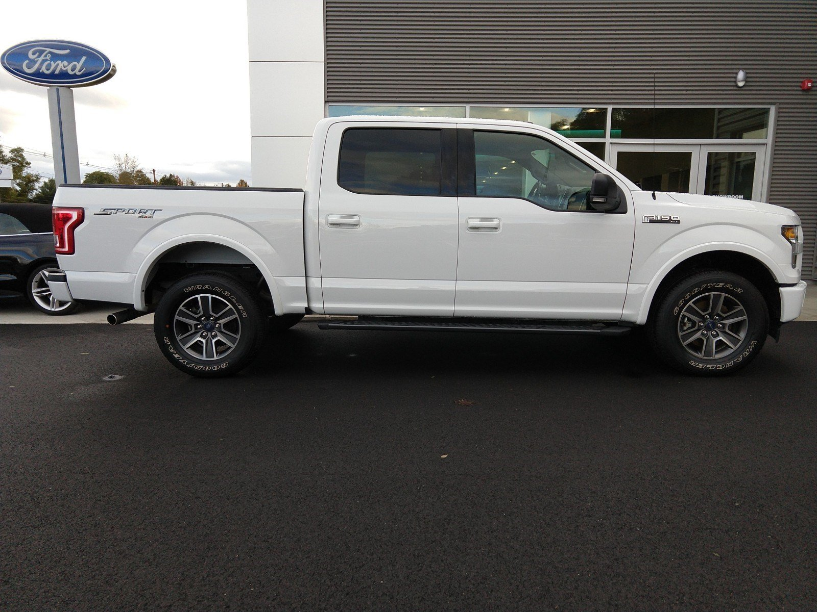 2017 F-150 SuperCrew Cab 4x4,  Pickup #AT7872 - photo 3