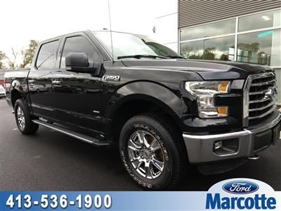 2016 F-150 SuperCrew Cab 4x4,  Pickup #AT7873 - photo 1