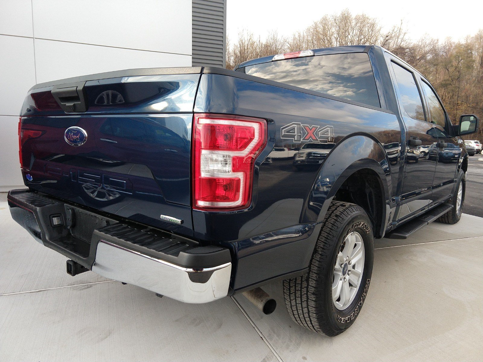 2018 F-150 SuperCrew Cab 4x4,  Pickup #AT7891 - photo 2