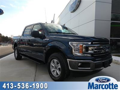 2018 F-150 SuperCrew Cab 4x4,  Pickup #AT7891 - photo 1