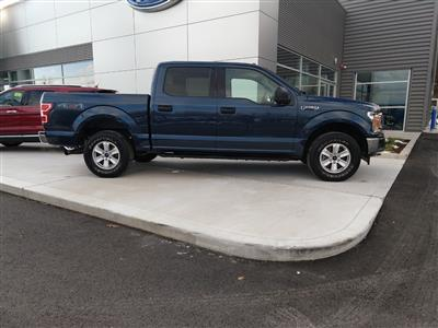 2018 F-150 SuperCrew Cab 4x4,  Pickup #AT7891 - photo 3