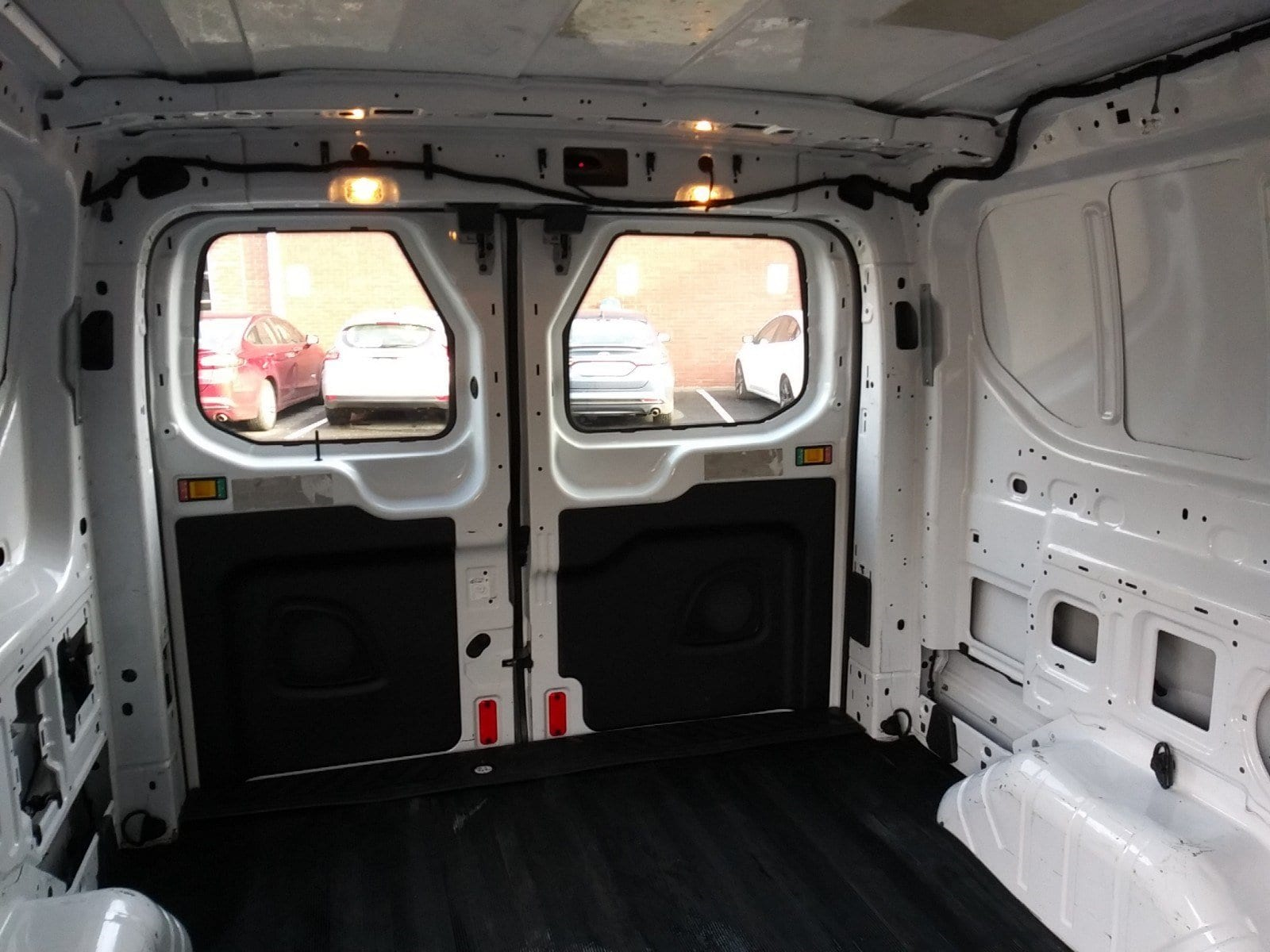 2016 Transit 250 Low Roof 4x2,  Empty Cargo Van #AT7914 - photo 7