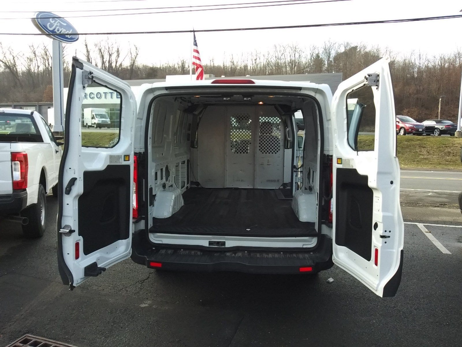 2016 Transit 250 Low Roof 4x2,  Empty Cargo Van #AT7914 - photo 8