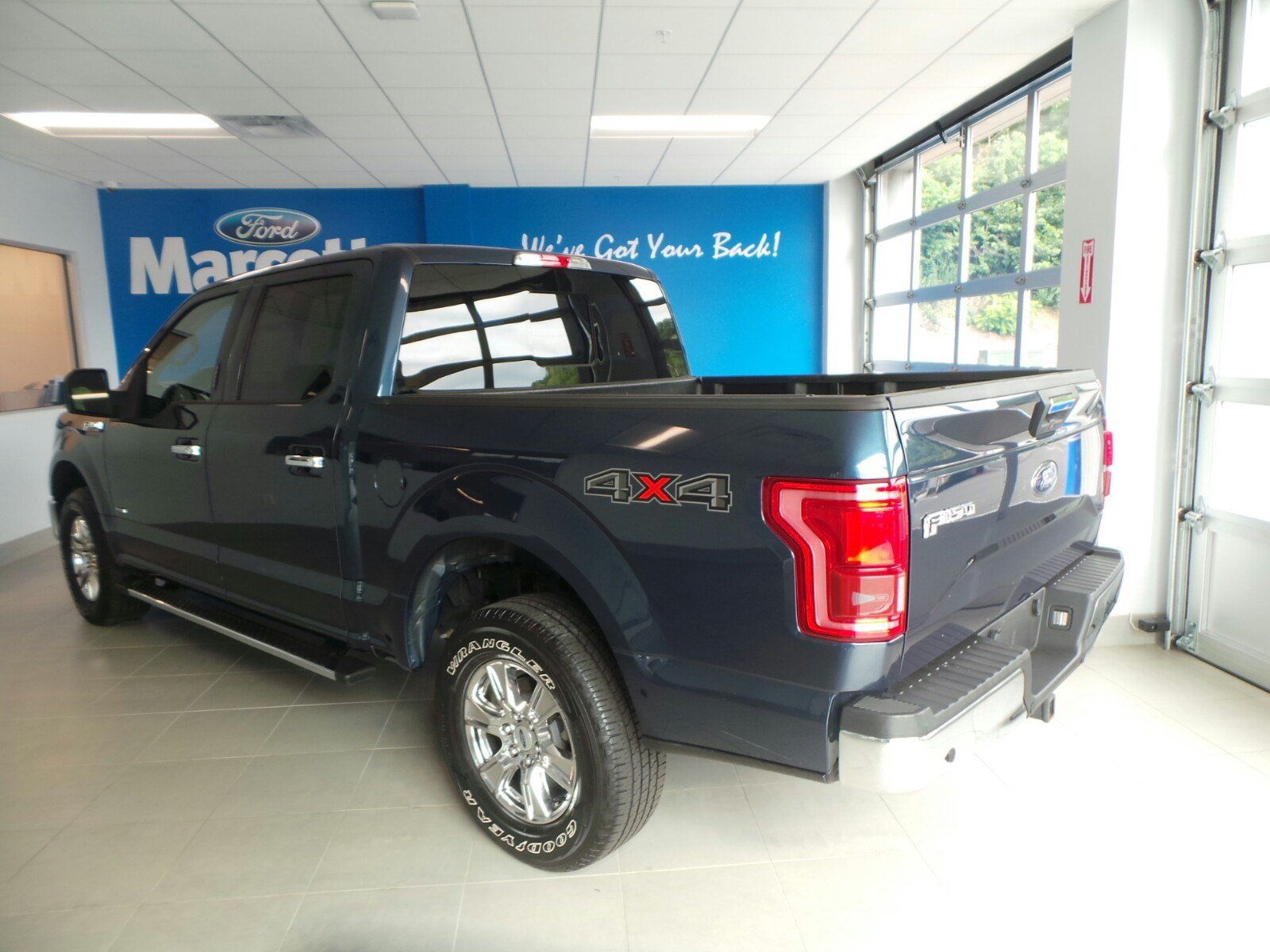 2016 F-150 SuperCrew Cab 4x4,  Pickup #AT8122 - photo 1