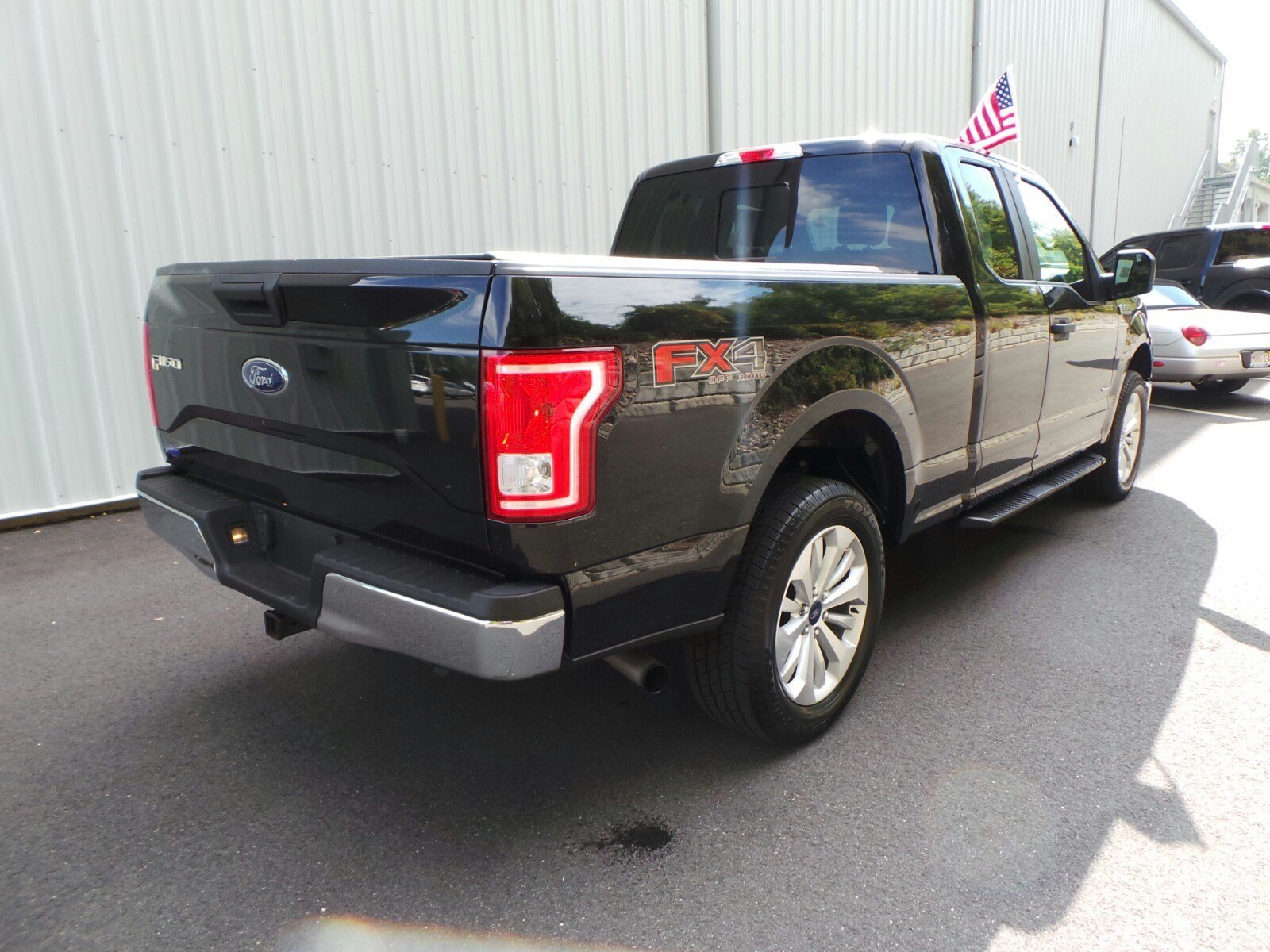 2016 F-150 Super Cab 4x4,  Pickup #AT8135A - photo 1