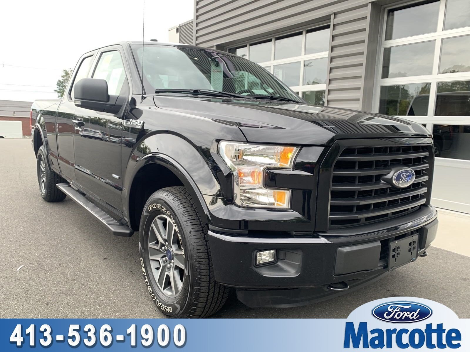 2016 F-150 Super Cab 4x4,  Pickup #AT8190 - photo 1