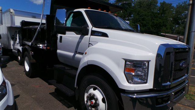 2016 F-650 DRW, Rugby Dump Body #P7486 - photo 3